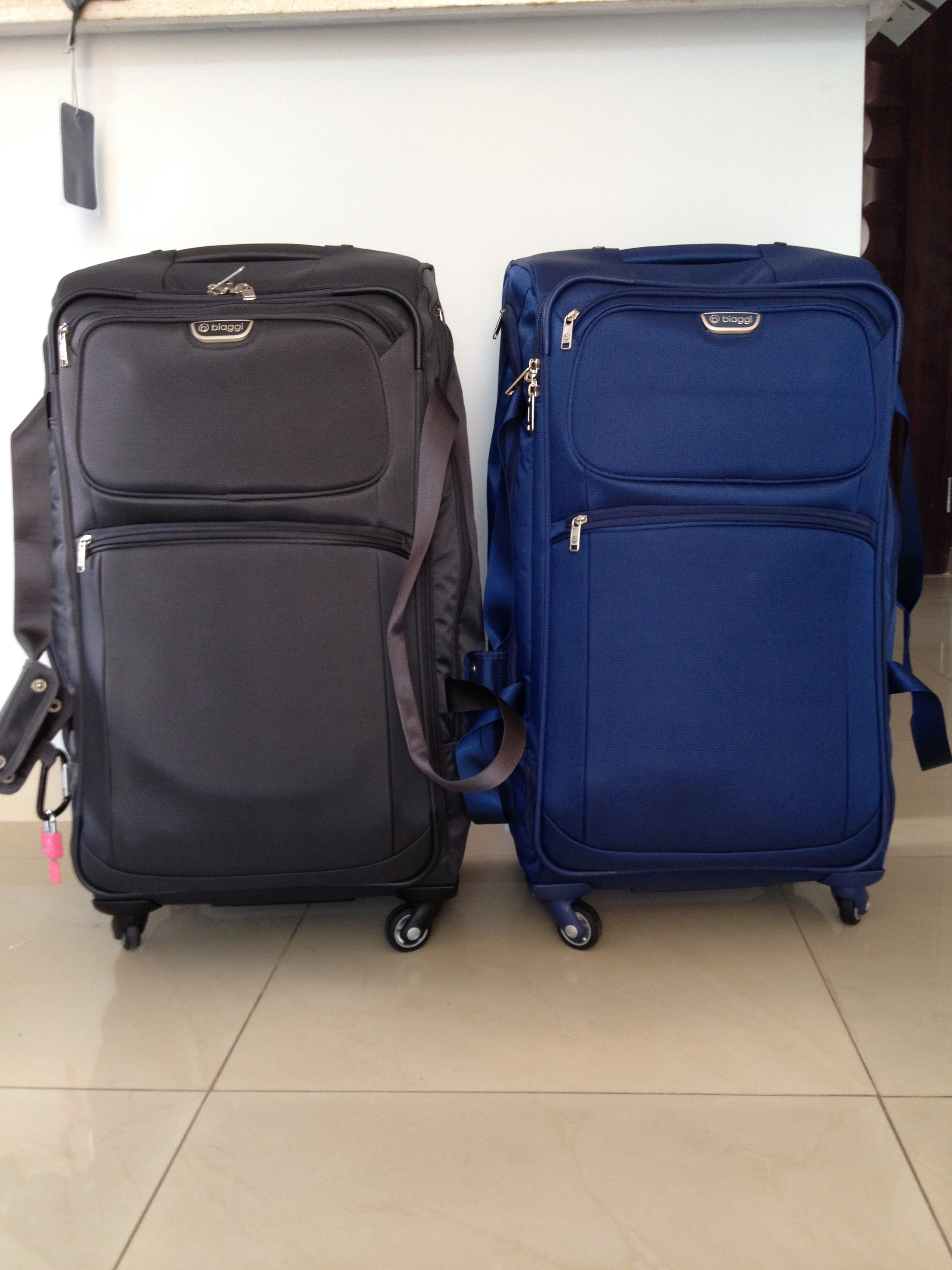 Getting Ready! – Get Luggage – Eshos